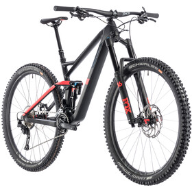 Cube Stereo 150 C:62 Race Carbon'n'Red